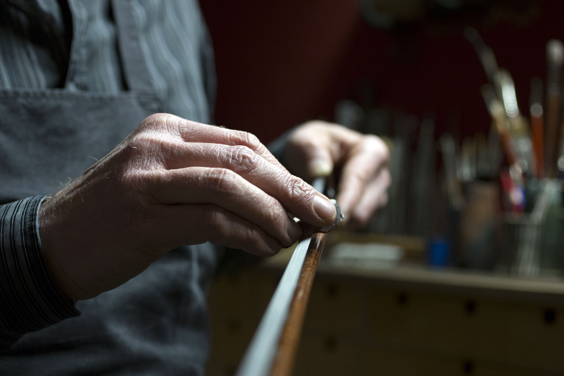 Instrumentenpflege